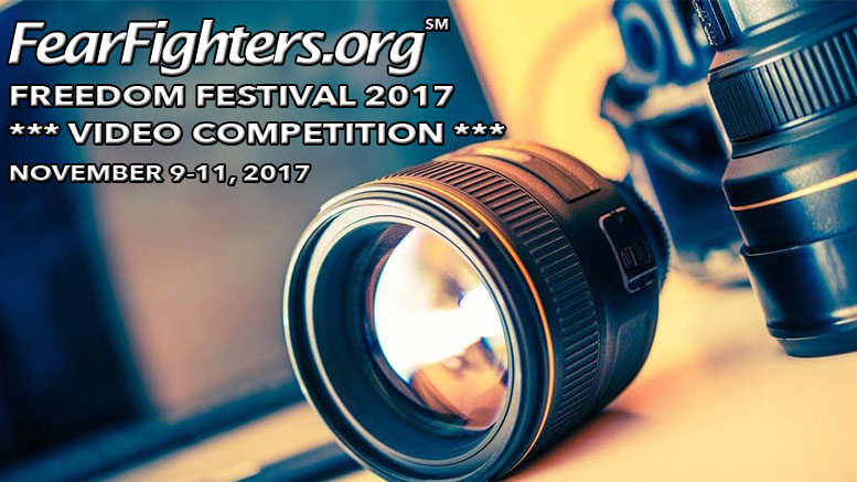 FearFighters Video Competition